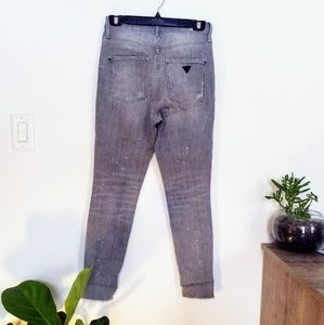 """Guess Jeans - **2 for $25* Guess Grey """"Super High Waisted"""" Jeans"""